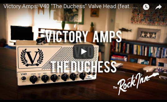 "V40 ""The Duchess"""